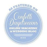 Featured In - Confetti Daydreams