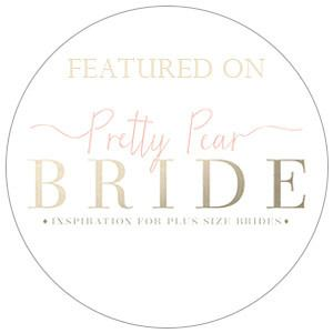Featured In - Pretty Pear Bride