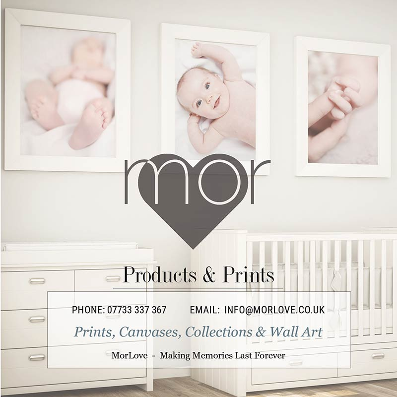 MorLove Photography Studio Product Range Front Cover